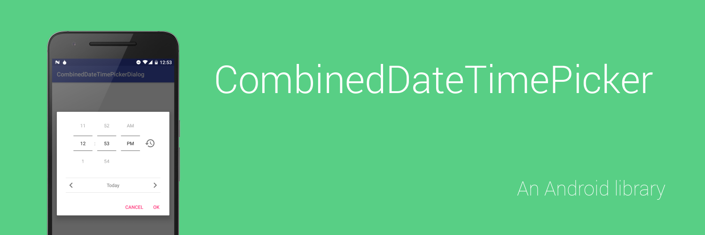 CombinedDateTimePicker